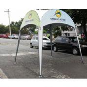 Tendas + Infláveis Orvalho do Sol - Quiosque leve - fácil montagem / transporte.