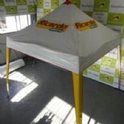 Tendas + Infláveis Orvalho do Sol - Leve e prática para montagem e transporte. Base 3m / teto 2,40m