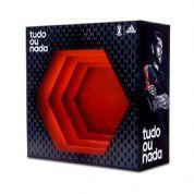 Display desenvolvido exclusivamente para Adidas, feito em acrílico, com impressão digital, corte a laser, dobra e colagem especial. Desenvolva o seu p...