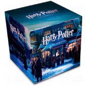 Cubo luminoso 20cmx20cm, personalizado para Editora Rocco, com Arte Harry Potter, feito em acrílico cristal, Led e impressão digital. Personalize com...