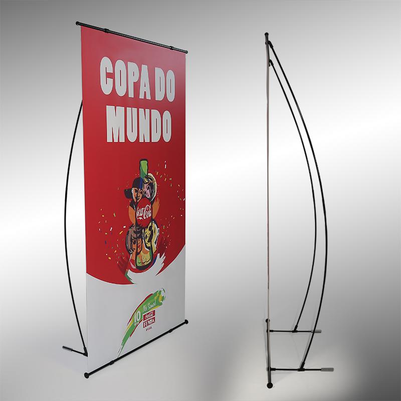O L2 banner tem o design e praticidade que você precisa para o seu dia a dia.