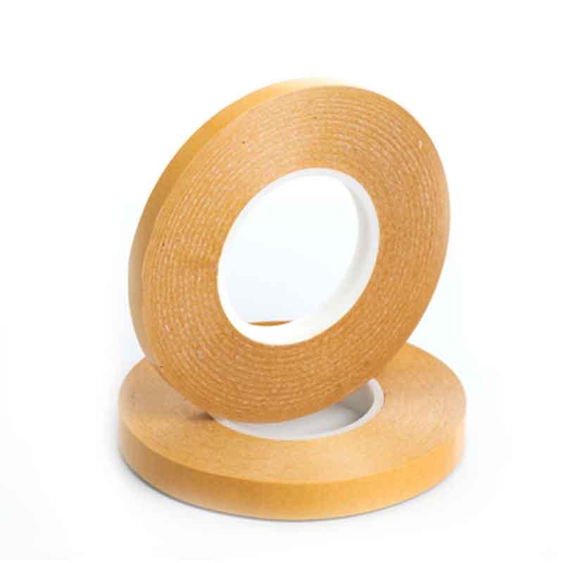 Fitas adesivas dupla face em PVC com 0,320mm de espessura. Utilidade garantida para o seu publico! Dados técnicos Espessura: 0,320mm Larguras: Qualque...