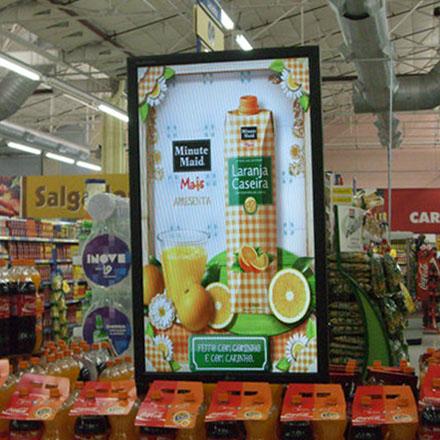 Display monitor para seu ponto de venda.