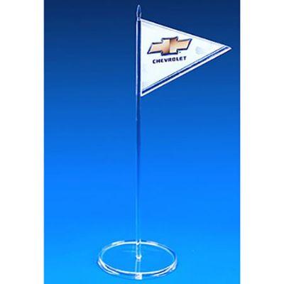Bandeira de mesa em acrílico
