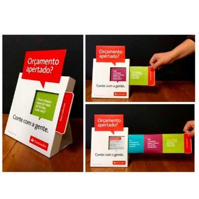Com alta durabilidade, qualidade de impressão e agindo de forma interativa no ponto de venda, o Info...