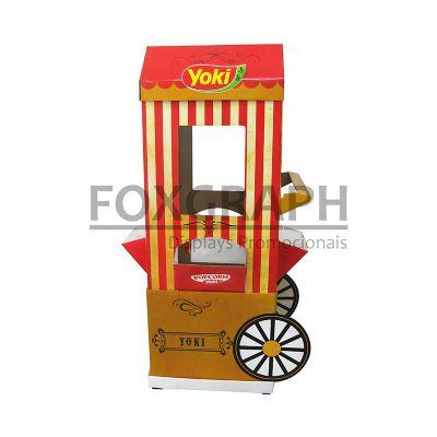 Display carrinho