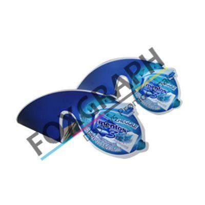 Material para PDV - Faixa Stopper produzido no formato desejado em impressão offset. Qualidade Foxgr...