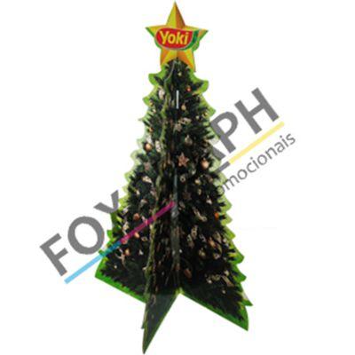 Display de chão Árvore Natal