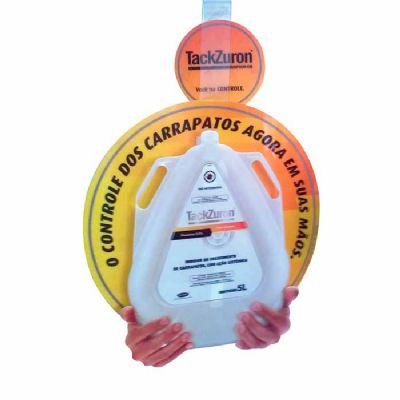 Wobbler, produzido em PVC Cristal 0,30 com Impressão off set ou Digital, para destacar a marca / pro...