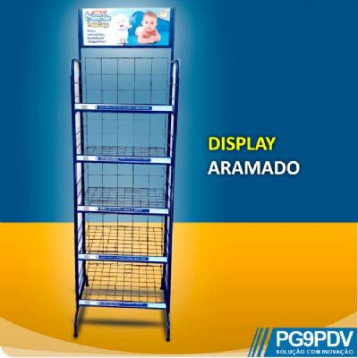 Display Aramado