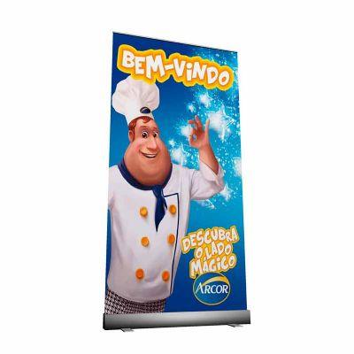 Porta Banner Roll-UPorta Banner Roll-Upp