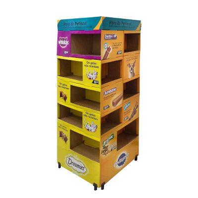 Display de chão modular. Material para ponto de venda. Impressão Off-set. Display de chão modular pa...