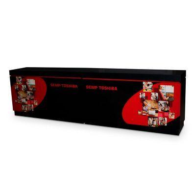 Rack PDV para eletrodomésticos Semp Toshiba, feito...