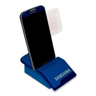 Display expositor para smartphone, desenvolvido exclusivamente para Samsung, feito em acrílico, com...