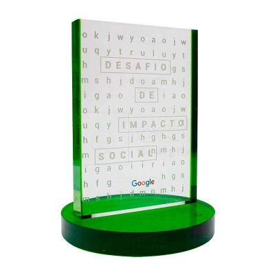095-01 Trofeu Google