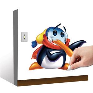 Adesivo de parede: Adesivo Wall Graphics: Impresso em vinil especial, de caracter�stica remov�vel, sem deixar res�duo. Produto acompanha linner protet...