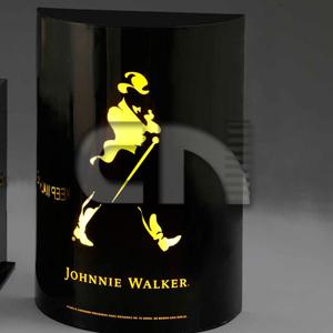 Display de mesa personalizado. Promova a sua marca com solu��es criativas!