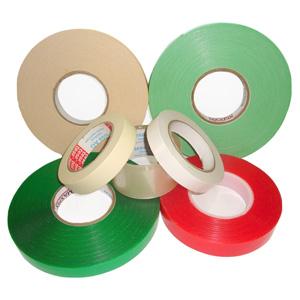 Fita dupla face acrílica (transparente/branca e cinza) PET, PVC, PP, Não tecido e etc. Fitas de empacotamento,...